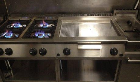 EQUIP'oi Magasin d'équipement de cuisine professionnelle à Sainte-Clotilde - cuisson