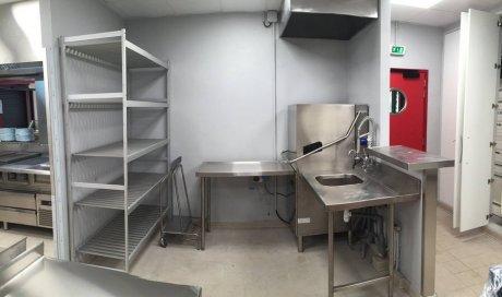 EQUIP'oi Magasin d'équipement de cuisine professionnelle à Sainte-Clotilde - laverie