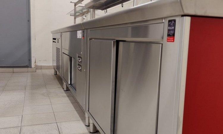 Cuisiniste à Saint-Clotilde pour rénovation de self