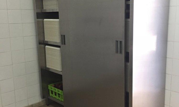 EQUIP'oi Magasin d'équipement de cuisine professionnelle à Sainte-Clotilde - mobilier inox